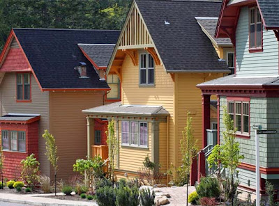 Best Top 6 Paint Color Ideas for Home House Exterior – Modern House Decoration