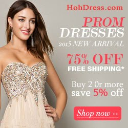 prom dresses online from hohdress.com