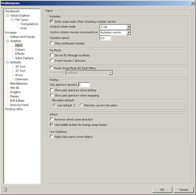 Tools > Preferences > Envisage > Graphics > Input