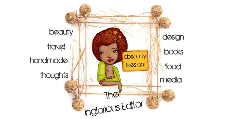 The Inglorious Editor