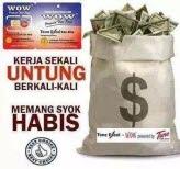 Gunakanlah simkad buat duit, bukan perabis duit!