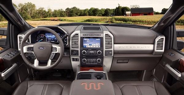 Ford presentó las nuevas F-Series Super Duty