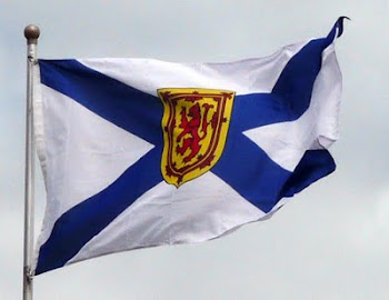 Nova Scotia's Flag