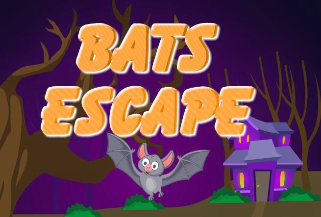 Play HiddenOGames Bats Escape