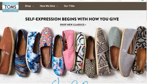 toms on clearance