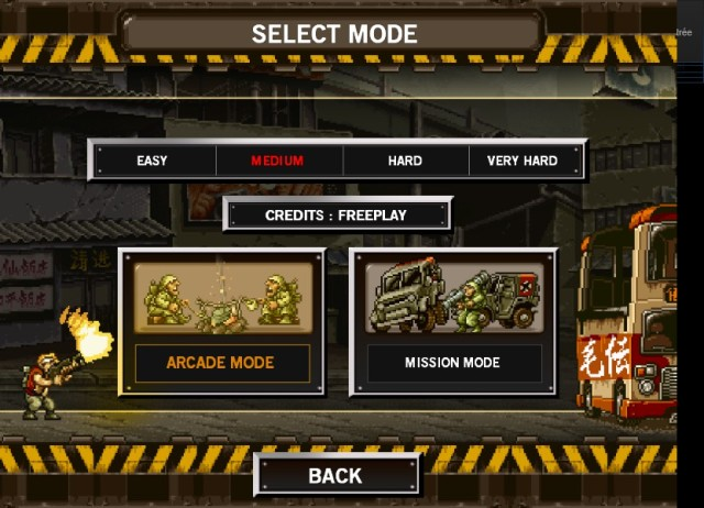 Metal Slug Series Free Download PC Games