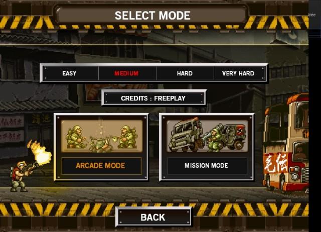 Metal Slug Series Free Download PC Games