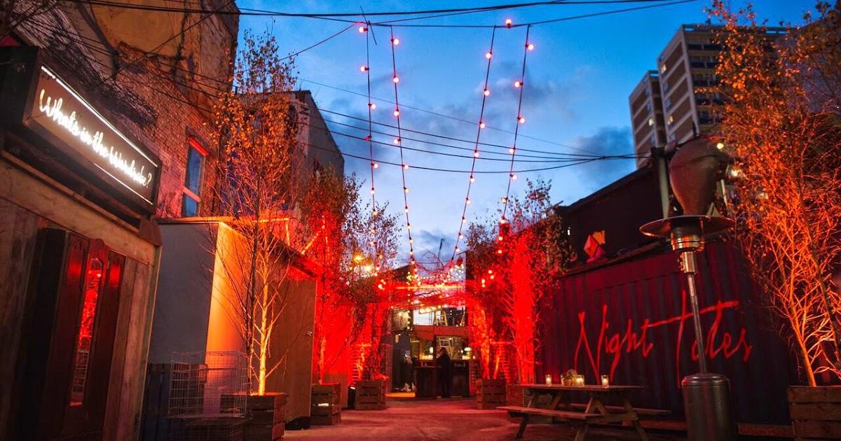 London Pop-ups: The 'Summer Tales' Street Food Market 2015 on Old Street