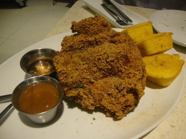 KETTLE Buttermilk Fried Chicken