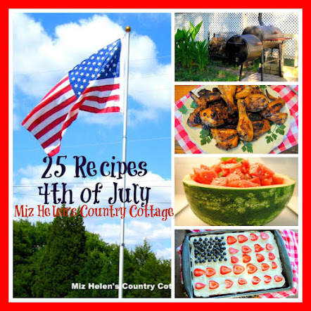 25 Recipes For The 4th of July