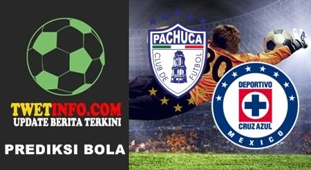 Prediksi Pachuca vs Cruz Azul