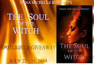 The Soul of the Witch Spotlight & Giveaway