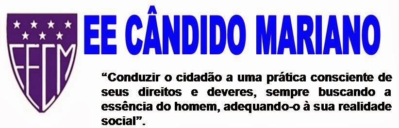 E E CÂNDIDO MARIANO