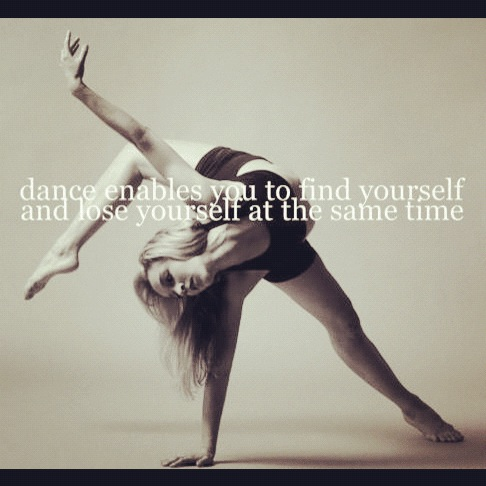 Contemporary Dance Quotes Quotes