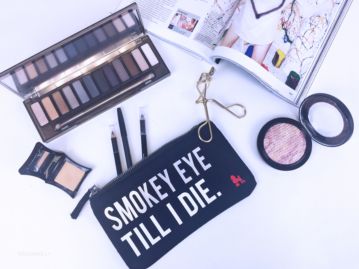 Urban Decay Smokey Eye Shadow Palette