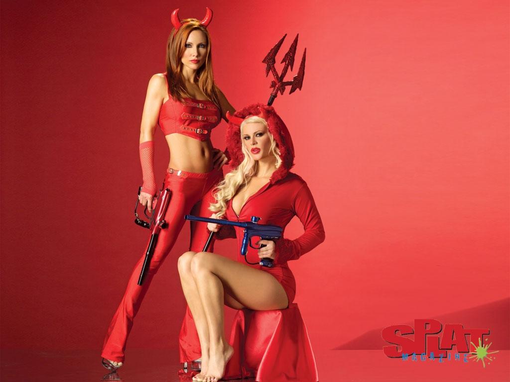 SEXY WALLPAPER: SEXY DEVIL