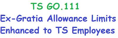 GO111,Ex-Gratia Allowance, EOL
