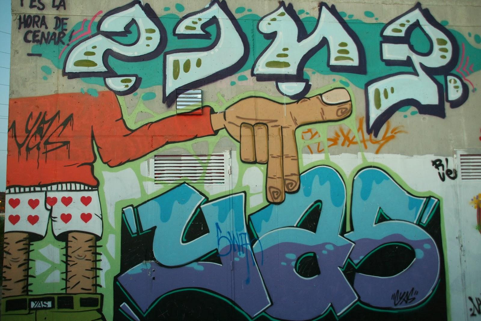 Este Graffiti El mejor graffiti de viclvaro