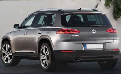 2017 VW Tiguan Release