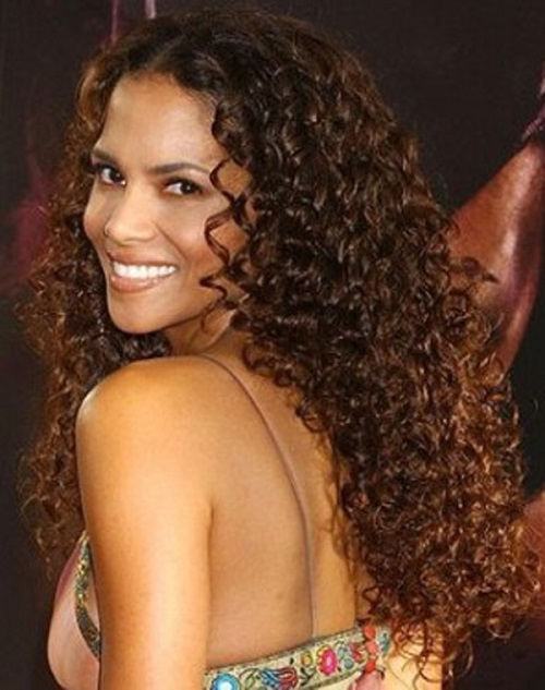 Curls Natural Hair Black Woman
