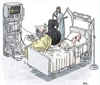 bóg śmierć gra