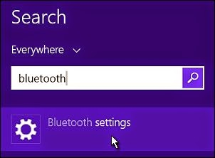 Cara Memasang Bluetooth Pada Windows 8