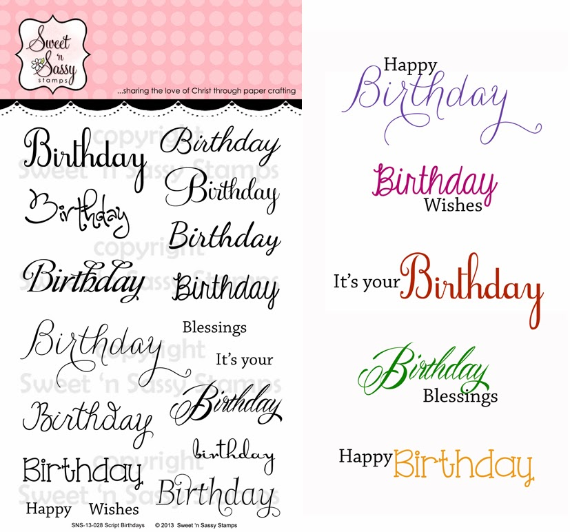 http://www.sweetnsassystamps.com/script-birthdays-clear-stamp-set/