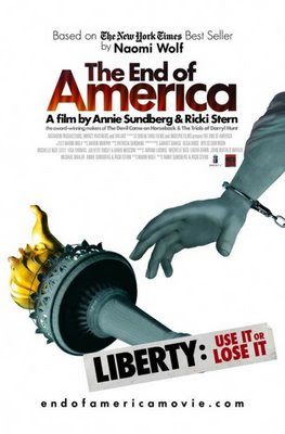 The End of America 2008 Documentary Movie Watch Online