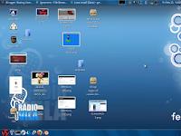 Membuat Tampilan Fedora Menjadi Seperti Windows 7
