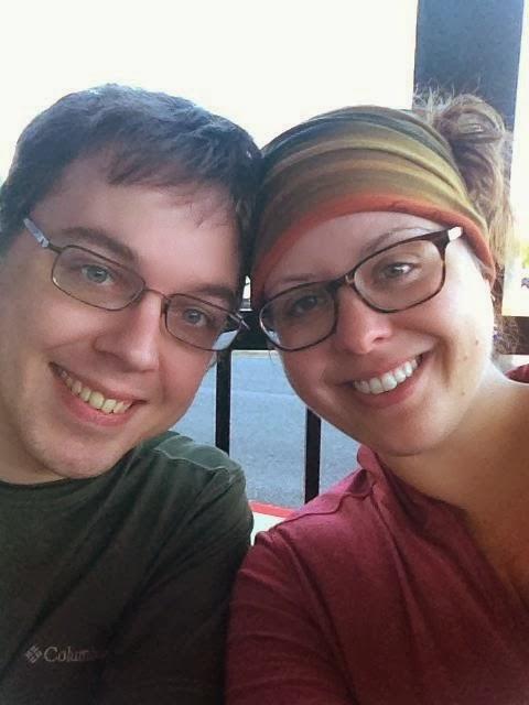 Josh and Dana