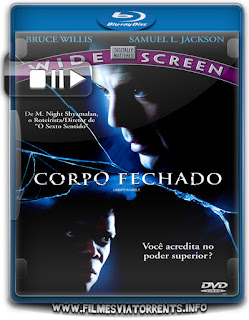 Corpo Fechado Torrent - BluRay Rip 1080p Dublado 5.1