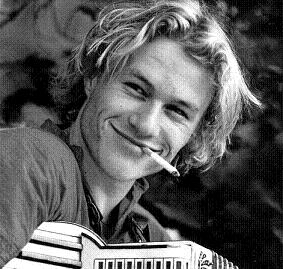 Heath ledger♥