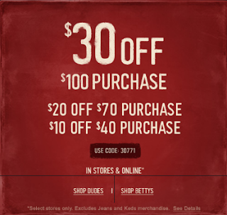 photo about Hollister Printable Coupon identify Hollister: $30 off $100, $20 off $70, or $10 off a $40