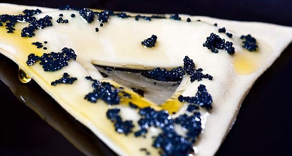 Degustação de Caviar gratuita no Pissani - Shopping Leblon