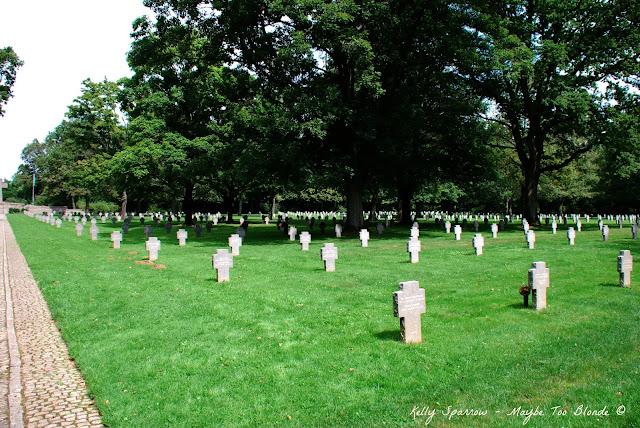 Sandweiler German War Cemetery
