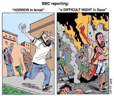 BBC tendentieuze berichtgeving