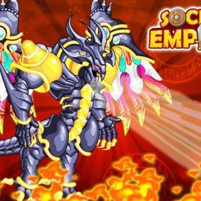 COME MY YOUR RUN: cheat Social Empires Supreme Bahamut Dragon