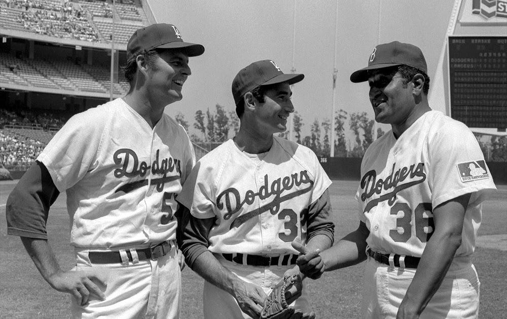 baseball junkies dodgers  time team