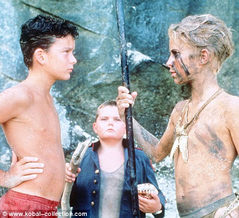 conflict in lord of the flies It's a theme in lord of the flies where william golding makes it clear he  the  conflict between those two boys develops into a symbol of the.