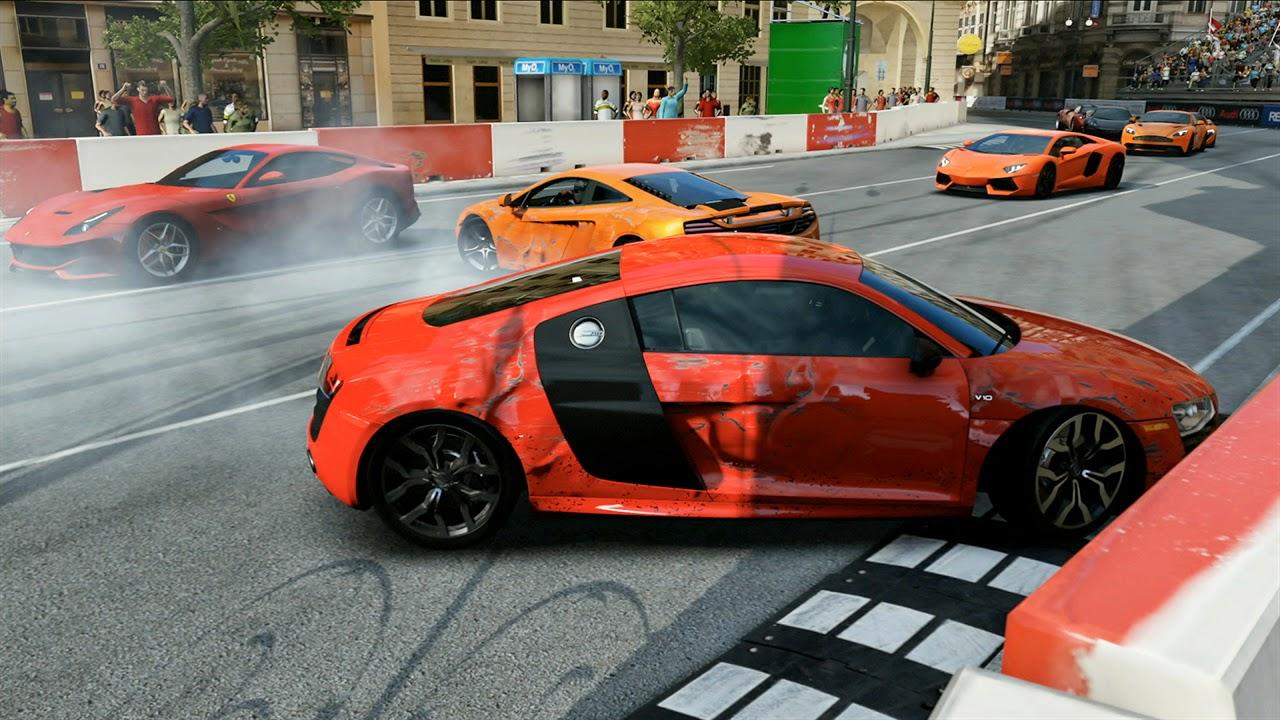 videojuego coches carrera auto deporte