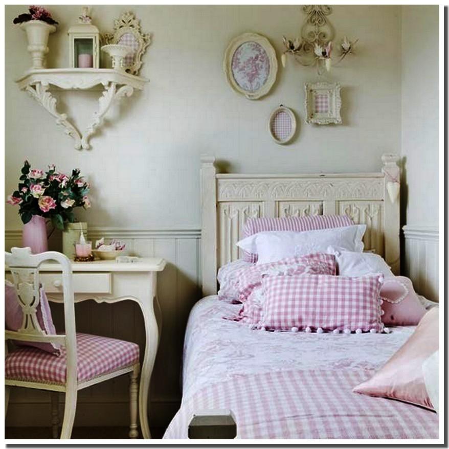 nassima home chambre vintage pour fillettes. Black Bedroom Furniture Sets. Home Design Ideas