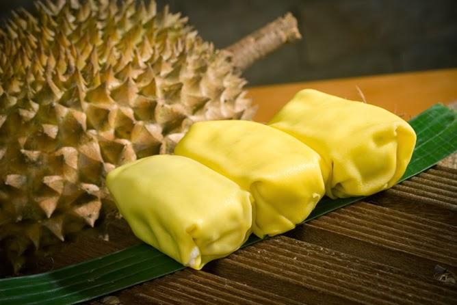 gambar pancake durian