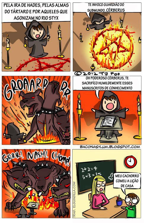 cao infernal inferno hades rio styx rpg ceita ritual