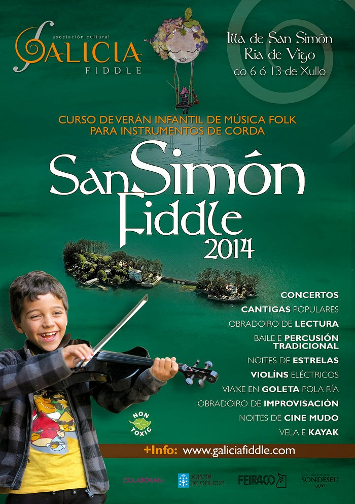 San Simón Fiddle