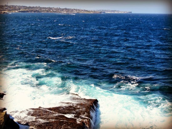 View from Maroubra, Sydney