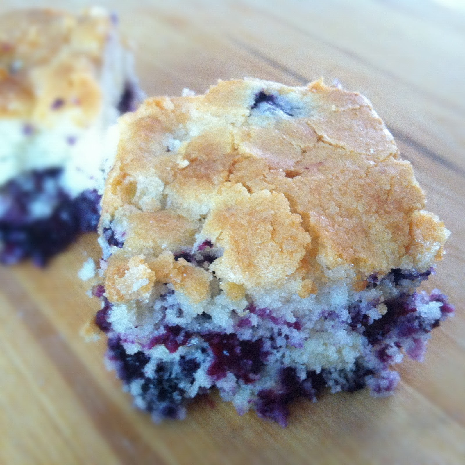 What's Cooking in the Burbs: Buttermilk Blueberry Coffee Cake