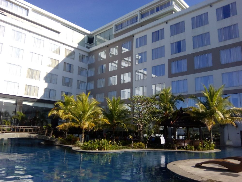 Catatan Si Goiq Review Hotel Mercure Hotel Banjarmasin