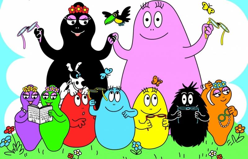 Brodo di giuggiole vi racconto i barbapap - Immagini dei cartoni animati vegetariani ...
