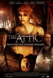 Ver The Attic (El reverso oscuro de Emma Callan) (2008)  Online