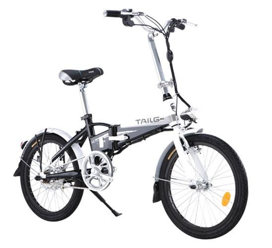 OFERTA $299.990 Bicicleta Electrica Profesiona Plegable TAILG
